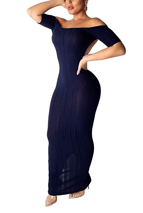 Tight Midi Dress